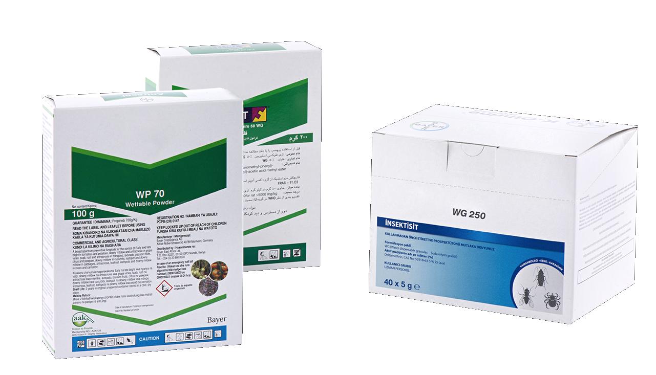 Productos de embalaje médico
