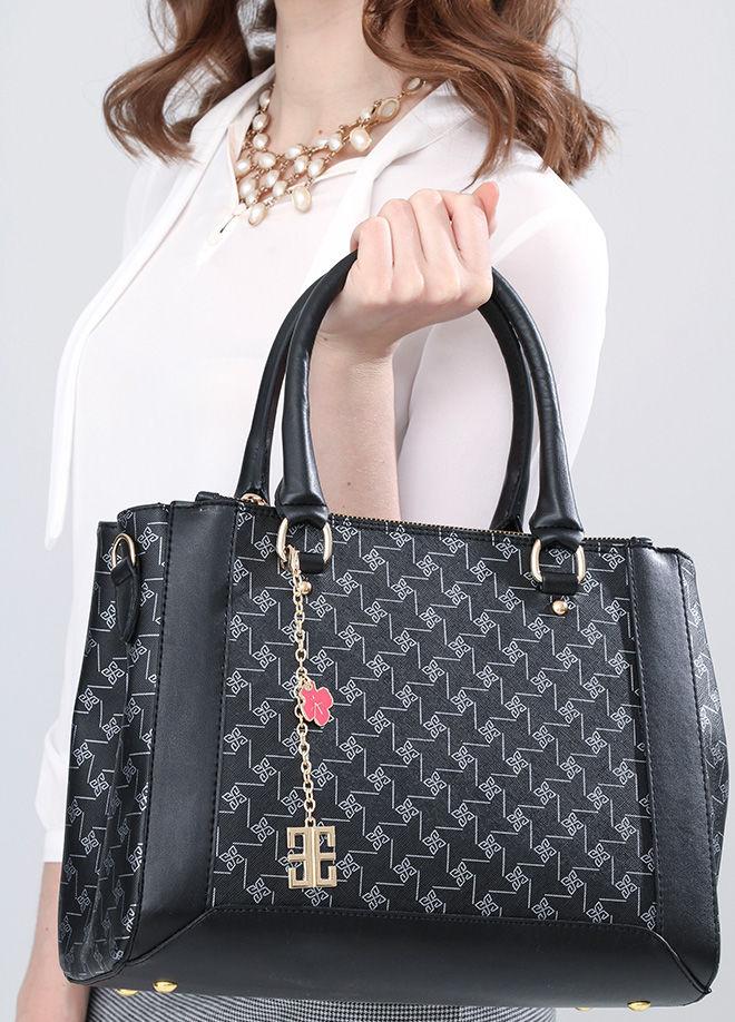 Leather Handbag -3