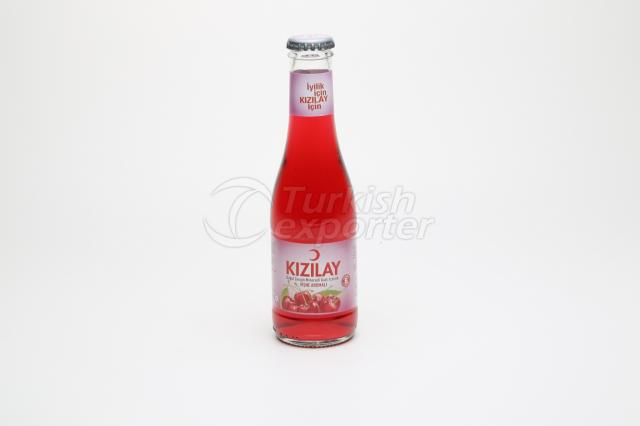 Cherry Flavored Mineral Water 20 cl