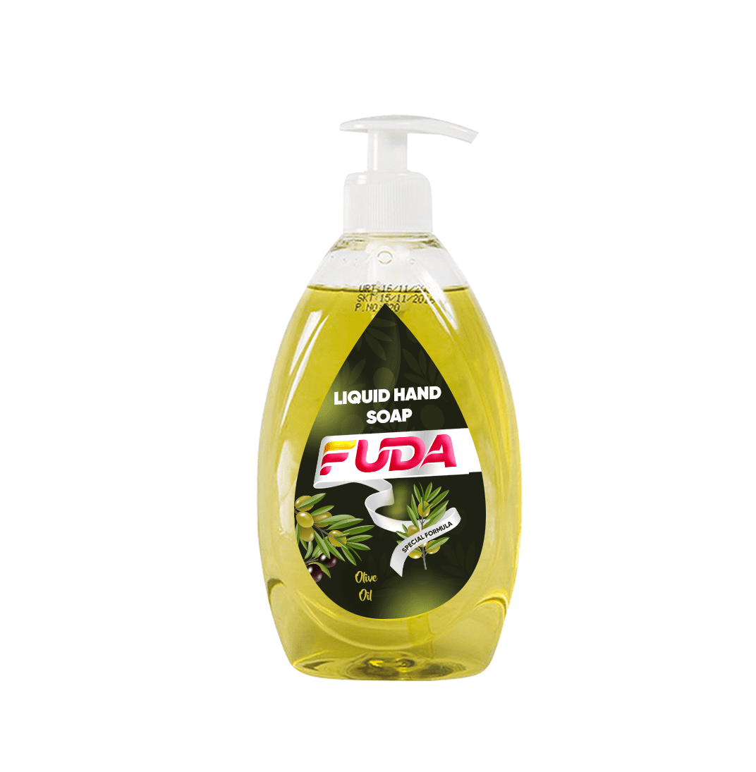 Liquid Hand Soap - Olive Oil Flavored