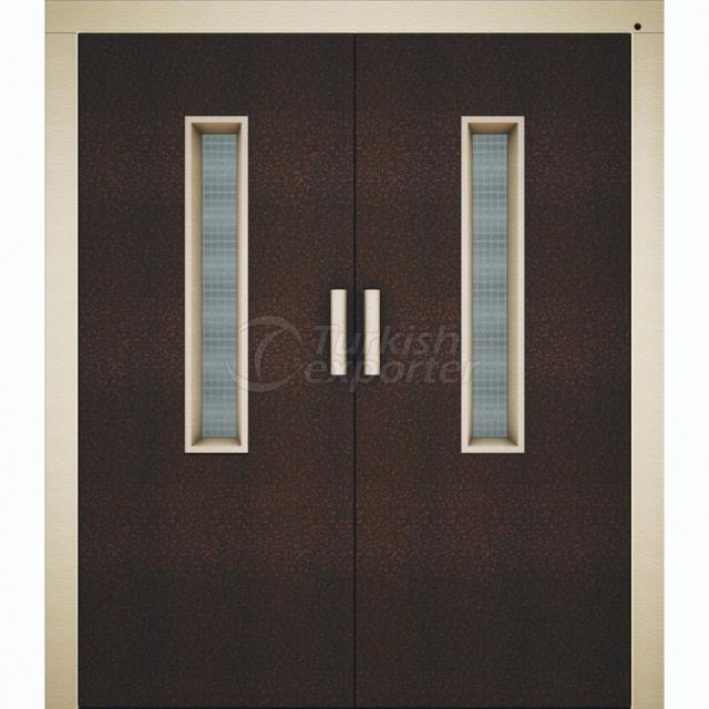 Semi-Automatic Door NZR-013