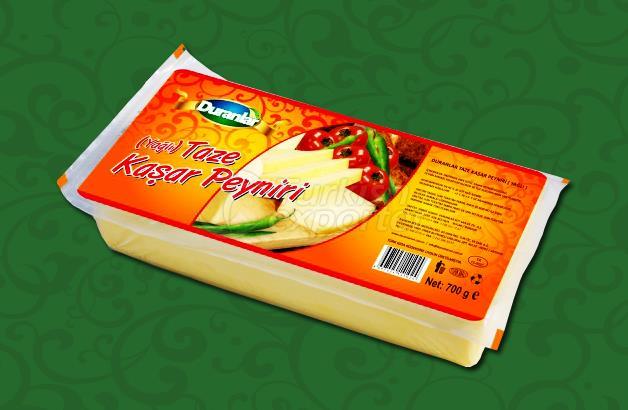 Fresh Fat Cheddar Cheese 700 G