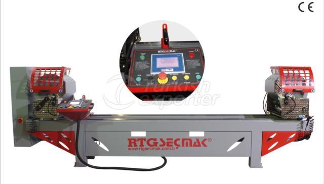 Automatic Double Edge Cutting Machine