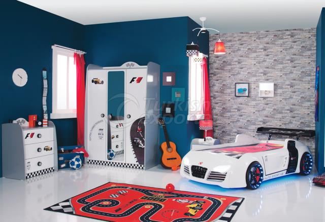 Young Rooms Formula White