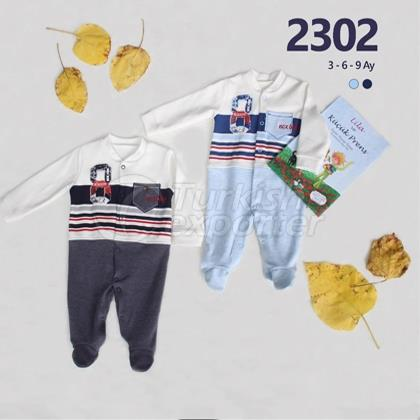 Baby Coveralls - 2302