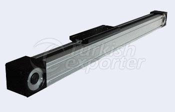 Triger Kayışlı Tahrikli 80x80 Lineer Trigerli Kompakt Modül