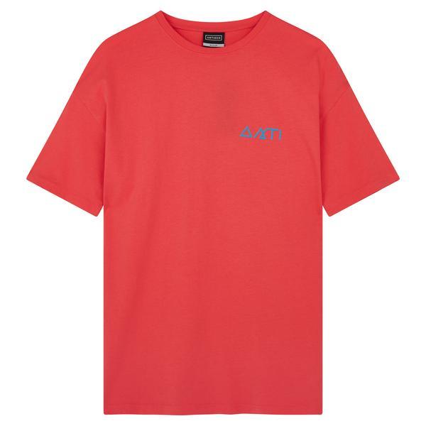 ANTI Symbols T-Shirt – Red