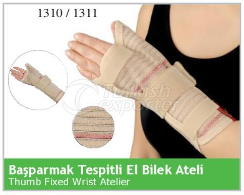 Thumb Fixed Wrist Splint