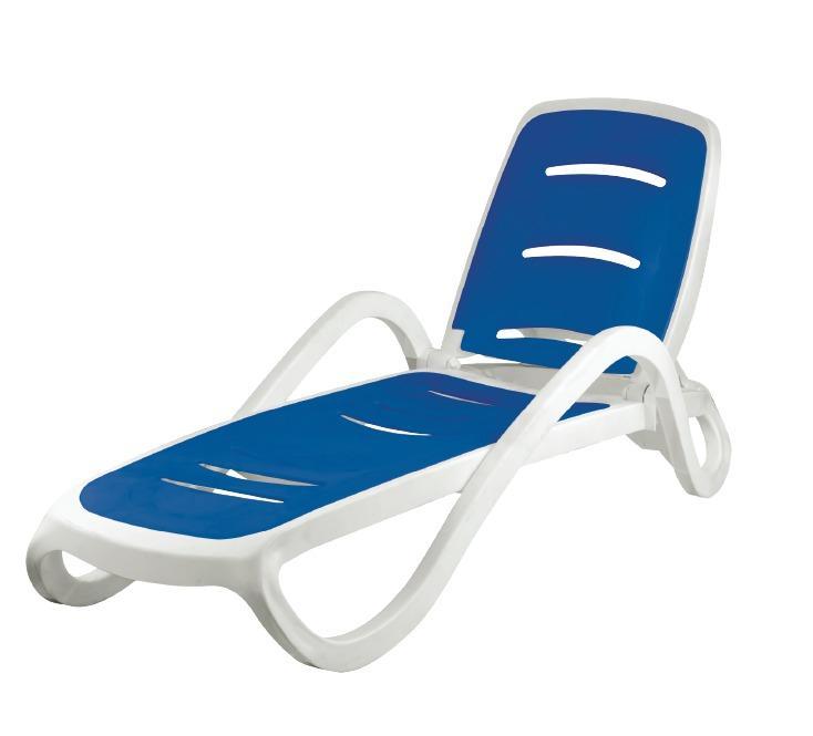 كرسي بلاستيك ايطالي طويل