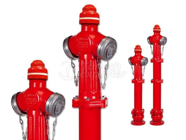 Overground Fire Hydrant