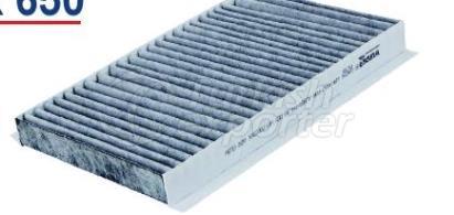 Фильтр пыльцы WPK 650