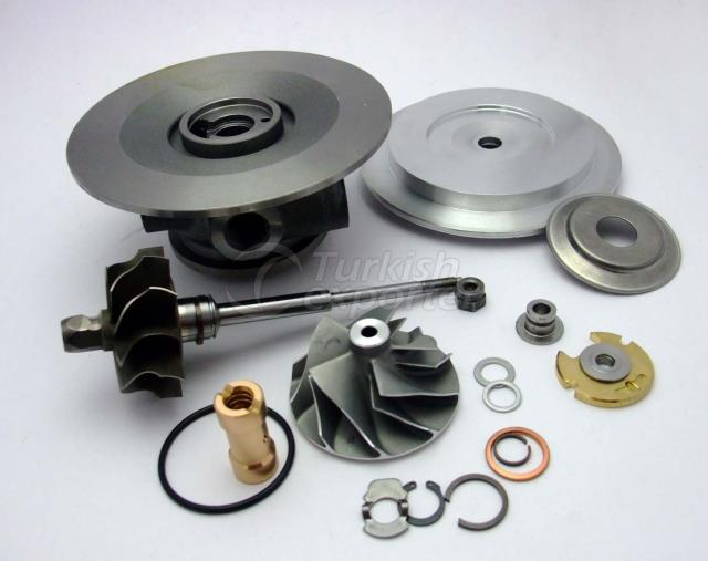 Turbo Spare Parts