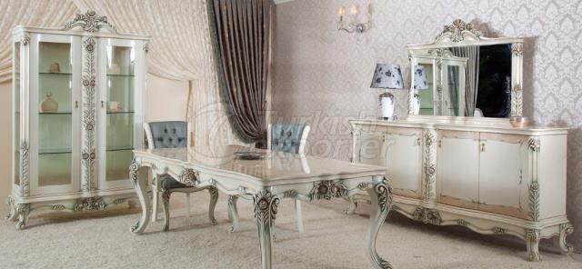 غرفة الطعام Volga