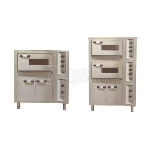 Modular Cake - Pizza Oven