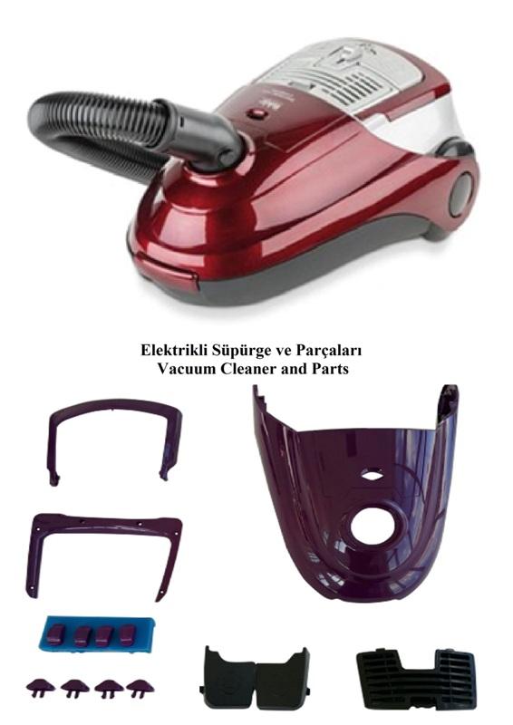 Plastic Vacuum Cleaner Parts