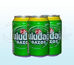 Uludag Gazoz 0.33Lt