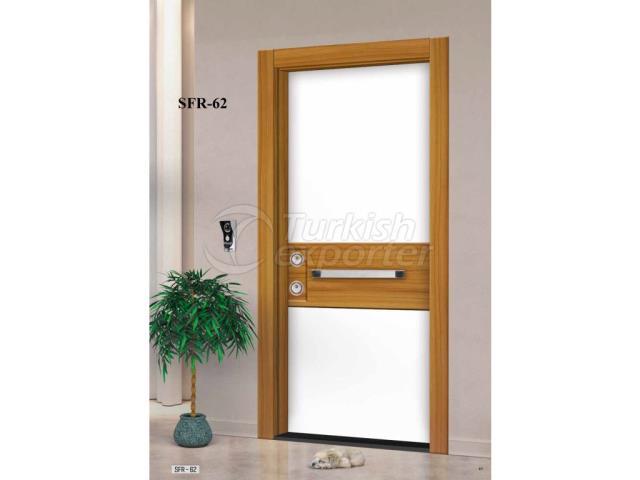 Steel Door - SFR - 62