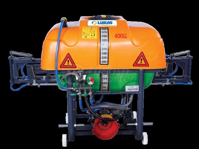 LKS-T-PB-400 Sprayers Machine