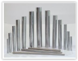 Inductioned Hard Chrome Plated Bar