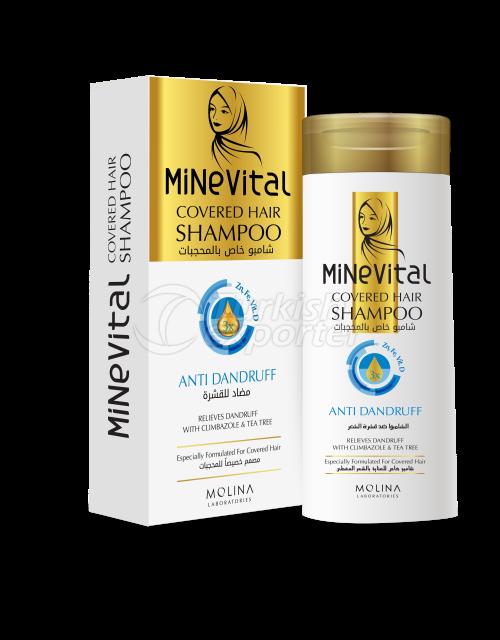 MineVital Covered Hair Shampoo