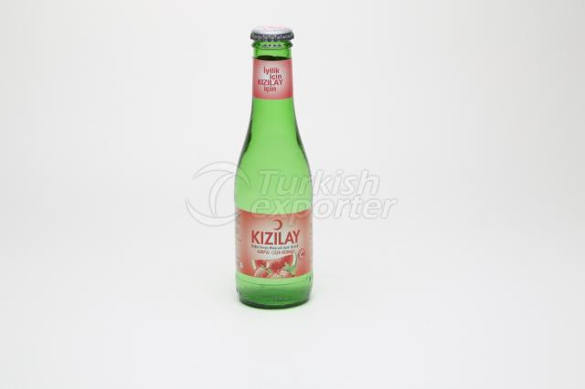Water Melon-Strawberry Flavored Mineral Water 20 cl
