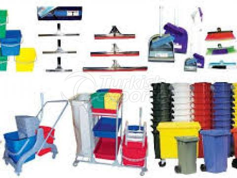 Cleaning and Hardware Products