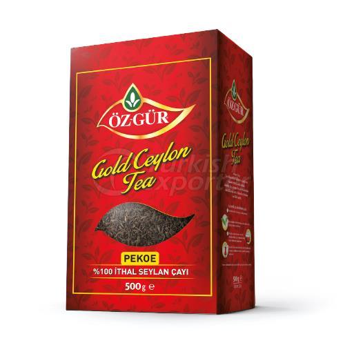 PEKOE Gold Ceylon Tea