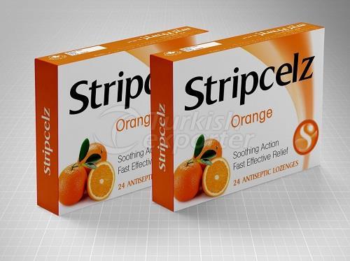 Stripcelz Orange
