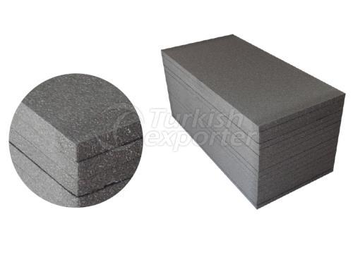 Polystyrene foam Carbon