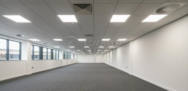 LED Panel Armature