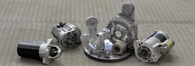 Starter Motor-Alternator Spare Parts