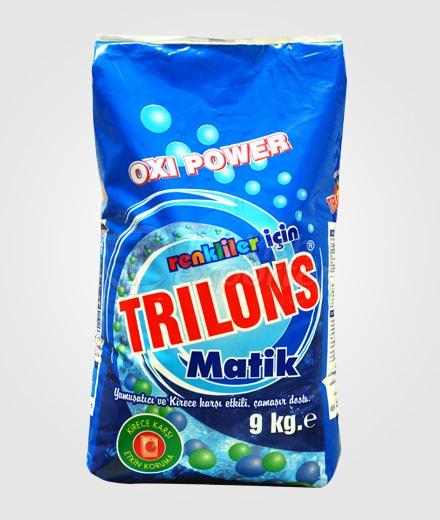 Laundry Detergents Trilons 9 kg