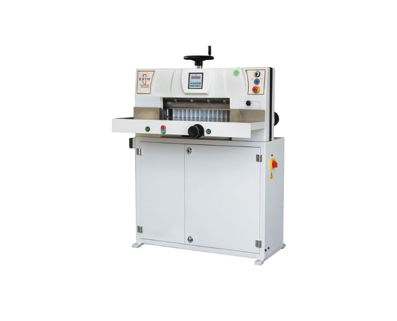 Paper Cutting Machines KAYM 48M