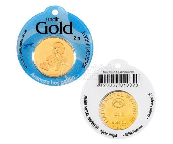 Gram Gold 2 g