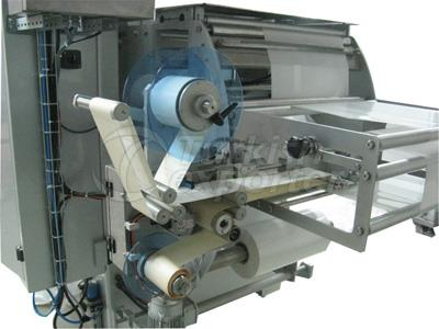 Vertical Packaging Label