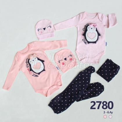 Baby Bodysuit - 2780
