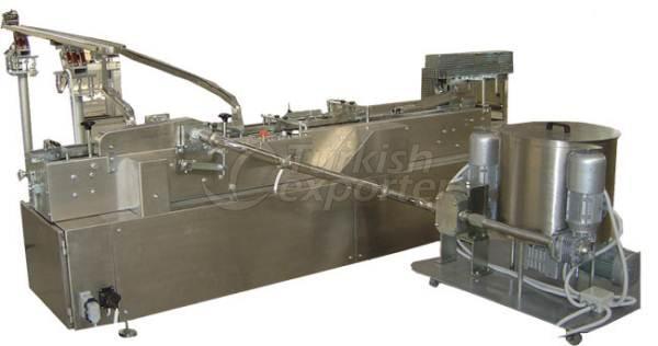 Sandviç Kremalama Makinesi Çift Kanallı VM.008