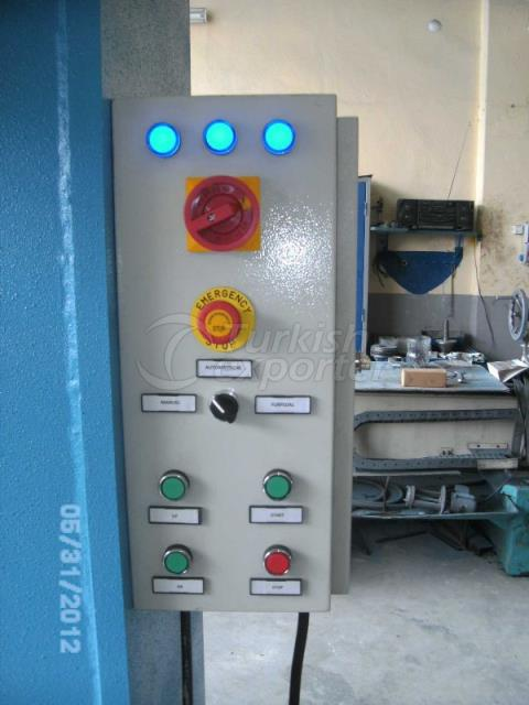 HCP890 - 20121Hydraulic C-Type Mounting Press