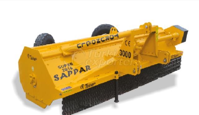 Sap Pruning Machine