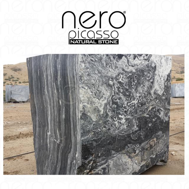 Nero Picasso Classic Block