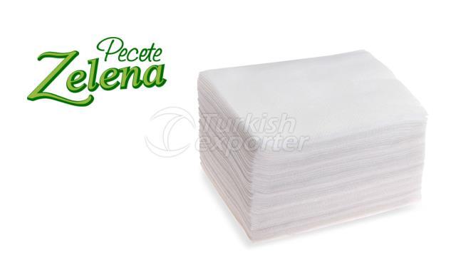Guardanapos de papel mesa Zelena