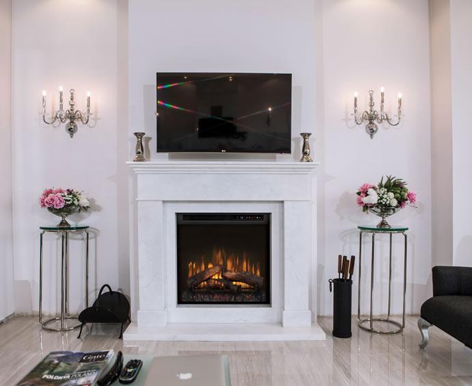 Electric Fireplace - Dimplex XHD 28 E