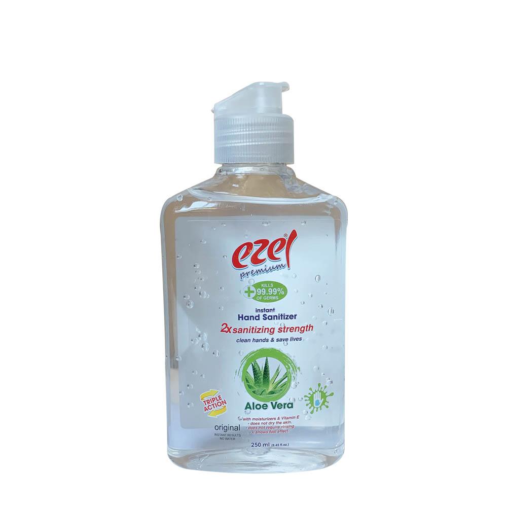 Ezel Hand Sanitizer Gel