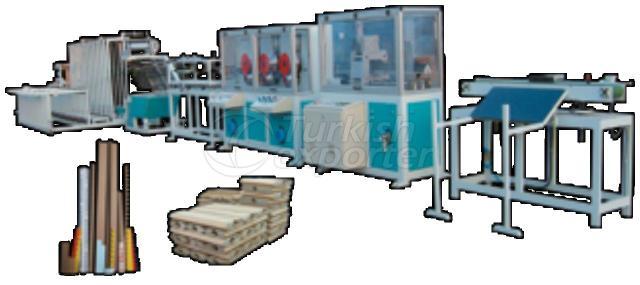 Kağıt Köşebent Makinesi V3099