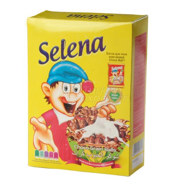 Selena Mısır Gevreği