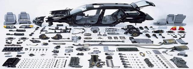 Ford Spare Part