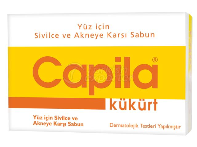 Capila Sulphur Soap