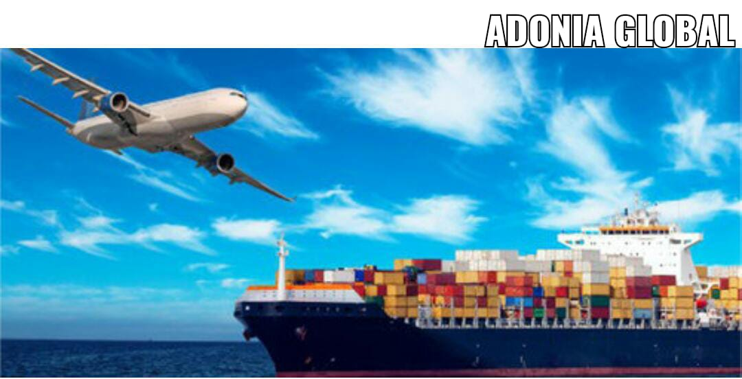 Air - Sea Freight ( Shipping )