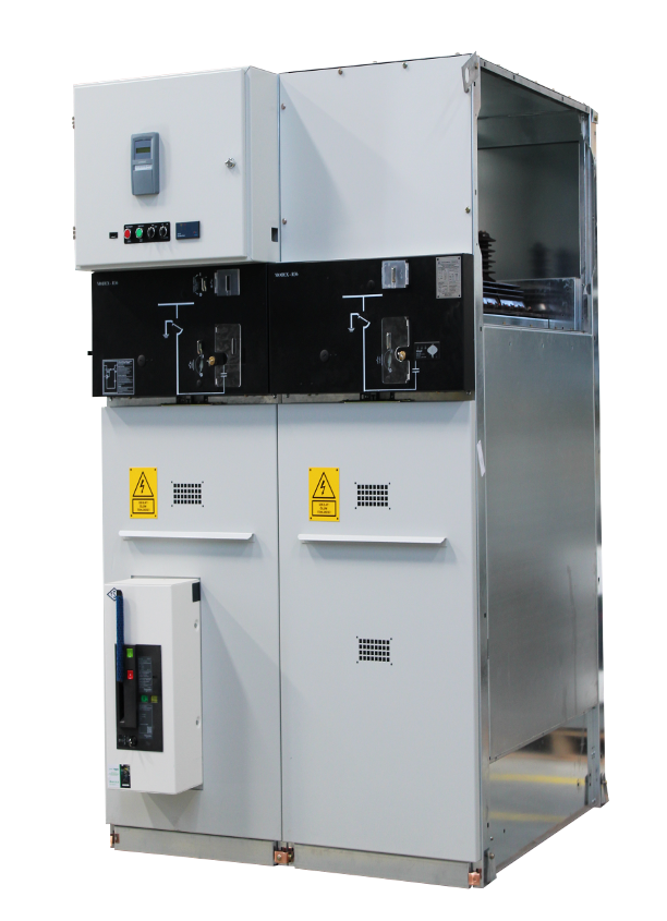 Metal Enclosed Switchgear With Schneider Components