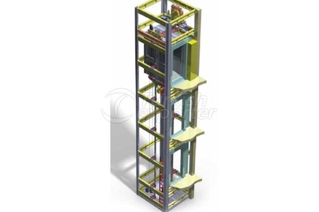Elevators without Machine Room